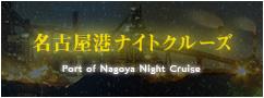 名古屋港ナイトクルーズツアー