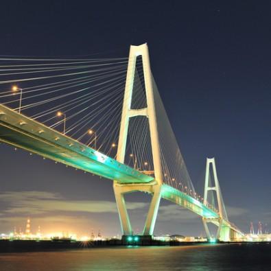 「乗合」水辺の案内人と行く名古屋港工場夜景クルーズメインイメージ