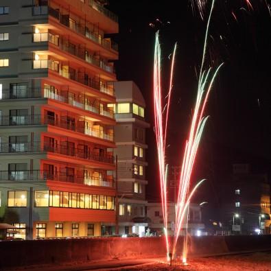 【記念日宿泊】あなたの為だけに・・・海岸から記念花火打ち上げ~南知多温泉メインイメージ