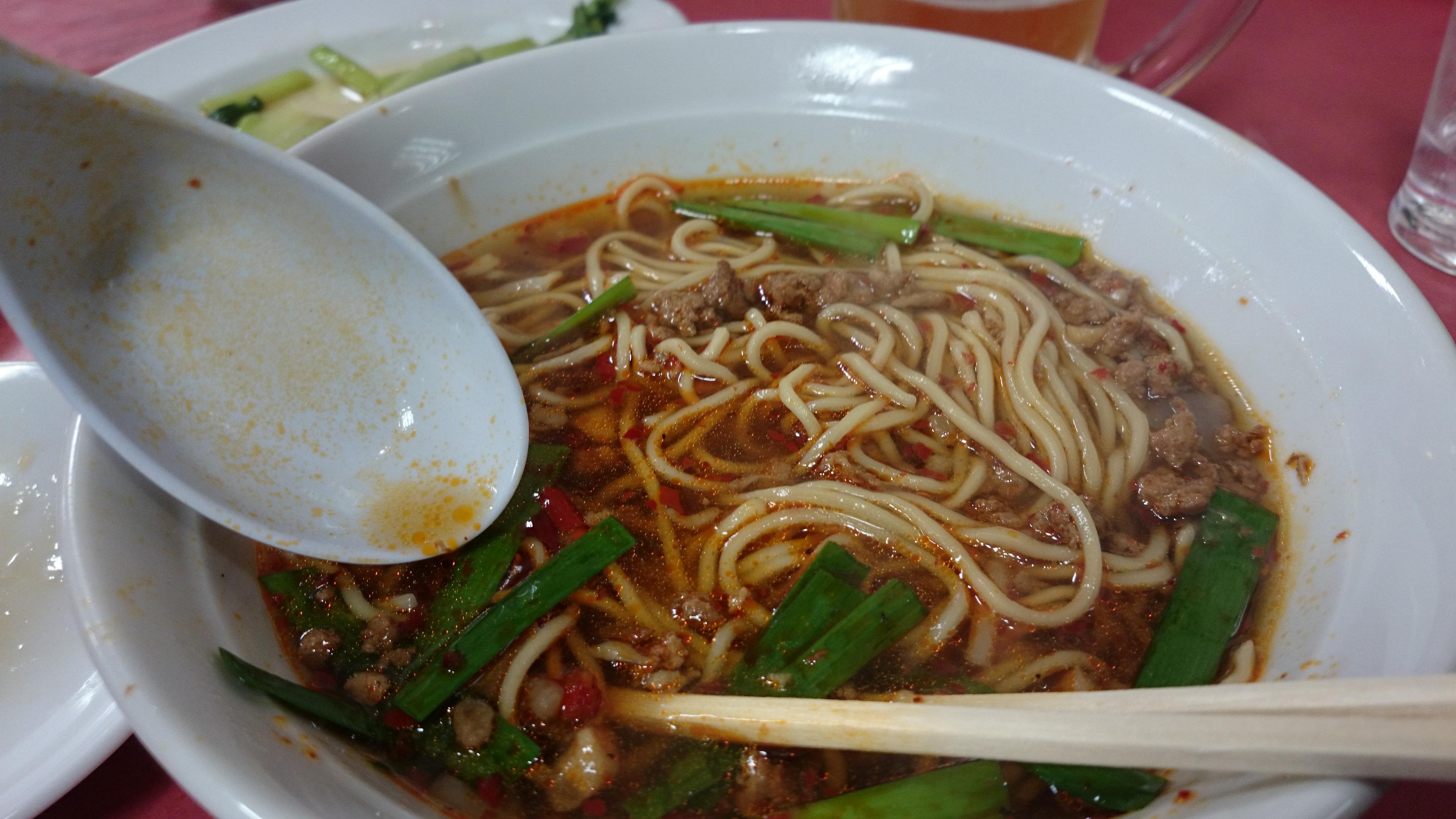 味仙(台湾ラーメン)