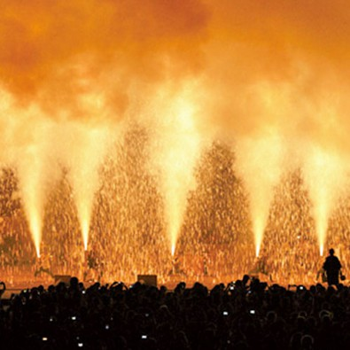 豊橋・炎の祭典~手筒花火が目の前で!~【SS桟敷席利用】メインイメージ