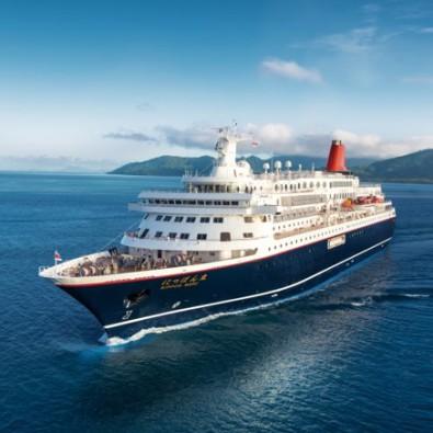 美食の船にっぽん丸船上コンサートと洋食フルコースメインイメージ