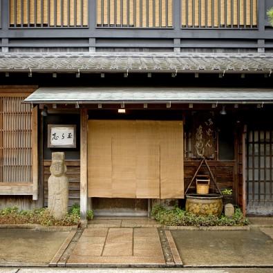 江戸の風情が薫る老舗料亭志ら玉と茶室特別見学メインイメージ
