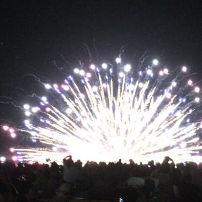 熊野大花火大会~国の名勝鬼ケ城を舞台に~メインイメージ