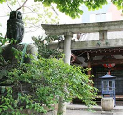素通りするのはもったいない!歴史ある大須の寺巡りと和食ランチメインイメージ
