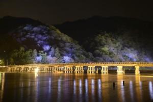 01_渡月橋ライトアップ