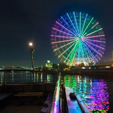 【恋旅企画】タニクサボテンアート作り体験&海から見る絶景♪きらめく名古屋港貸切ナイトクルーズメインイメージ