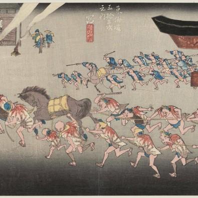 【乗合】七里の渡しミニクルーズメインイメージ
