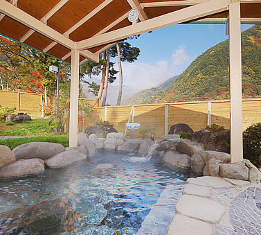 温泉ツアー第24回 早太郎温泉こまくさの湯メインイメージ