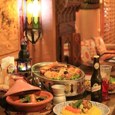アラビアンな世界を名古屋で モロッコ料理と魅惑のベリーダンスメインイメージ