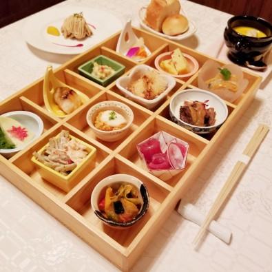 春の犬山散策と、文化財建築で味わう お箸で食べる創作フレンチメインイメージ