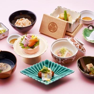 この時期限定の雛御膳と尾張徳川家の雛まつりメインイメージ