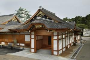 ⑳本丸御殿 キャプション:提供元・建物名「名古屋城本丸御殿」