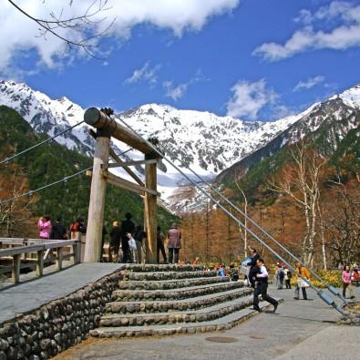 上高地フリータイム4時間 ~4月27日は第51回開山祭~メインイメージ