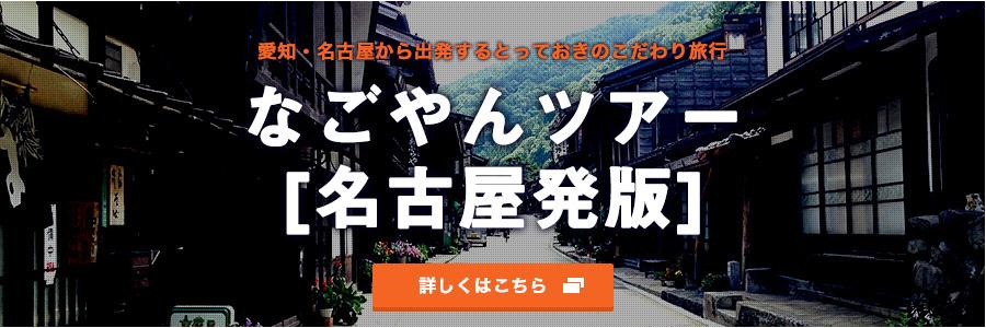 なごやんツアー「名古屋発版」