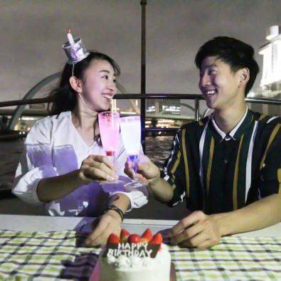 【貸切】二人だけの貸切名古屋港クルーズメインイメージ