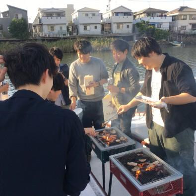 【貸切】名古屋船上BBQクルーズメインイメージ