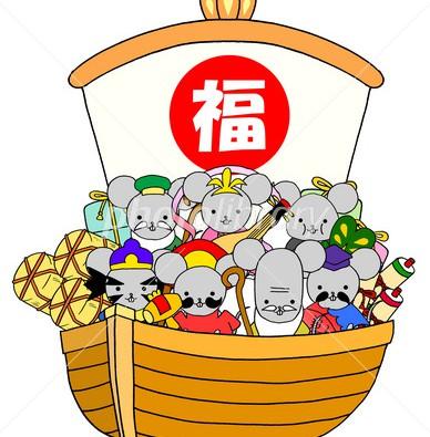 新春のご利益めぐり!元祖なごや七福神めぐりバスツアー2020メインイメージ