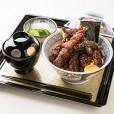 ⑳名古屋城 味噌天丼