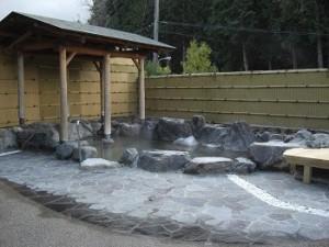 ①月ヶ瀬温泉 2