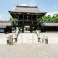 ⑧真清田神社