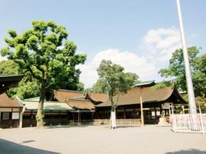 ⑧国府宮神社