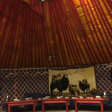 不思議!名古屋の街中にある「ゲル」で食べるモンゴル料理と馬頭琴の幻想的な世界【まち歩き】メインイメージ