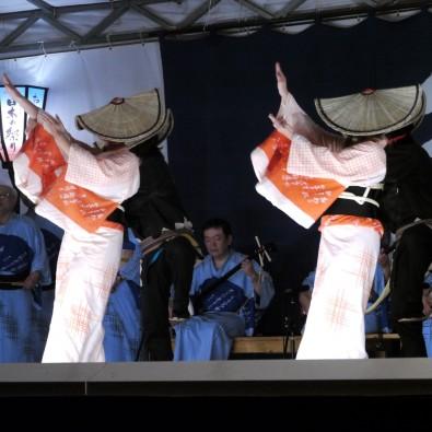 越中おわらかぜの盆前夜祭と金太郎温泉1泊2日~おわら風の盆をもっと好きになりもっと満喫できる前夜祭、そしてお肌が喜ぶ濁り湯の宿~メインイメージ
