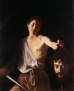 25.⑤ゴリアテの首を持つダヴィデ