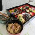 7.きのこ列車食事 小