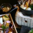 3.昼食:美濃料理「金森長近御料」