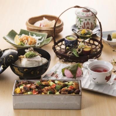 名古屋で味わう小京都 マリオットアソシアホテルの『京都つる家』メインイメージ