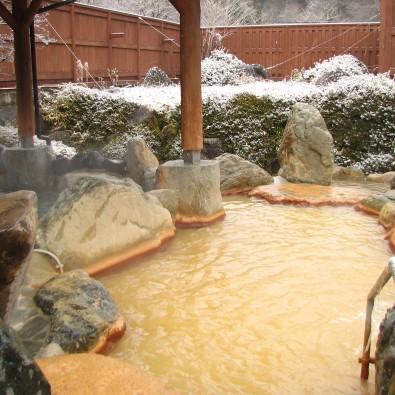 温泉ツアー名古屋一宮号第15回 飛騨小阪温泉郷『ひめしゃがの湯』~じっくり浸かりたい神秘の湯と神秘の炭酸泉~メインイメージ