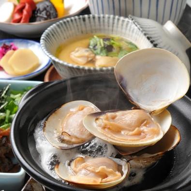 プリプリ!ジューシー!桑名のハマグリ料理とまち散策メインイメージ