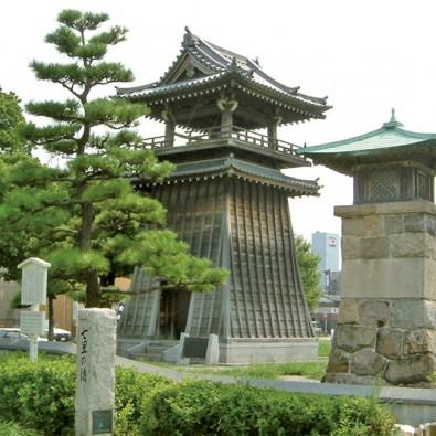 【なごや歴史まち歩き】旧東海道唯一の海路、七里の渡し 宮の渡し公園でクルーズ付き散策メインイメージ