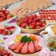 2020 ローストビーフセット+苺スイーツ食べ放題