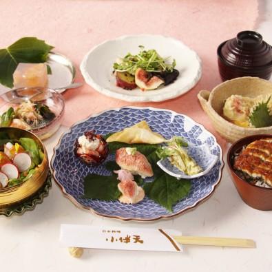 日本一の産地で味わう 今だけのいちじく会席メインイメージ