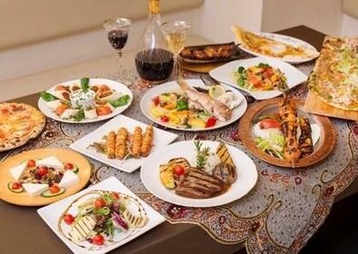 なごやんツアー限定 トルコ料理コースランチと歴史ある東桜の街歩きメインイメージ