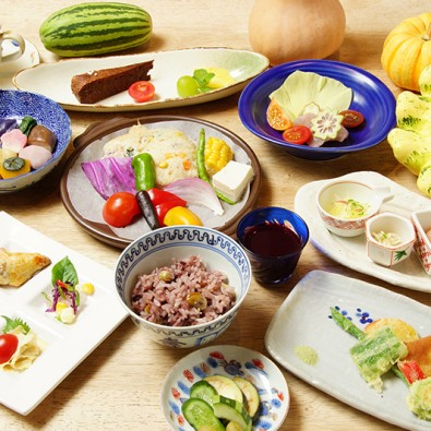 《Go Toトラベル事業支援対象コース》起死回生『石上神社』参拝と四季折々の大和野菜料理ランチメインイメージ
