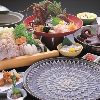 《LOVEあいちキャンペーン》本場日間賀島のふぐを食べつくす!メインイメージ