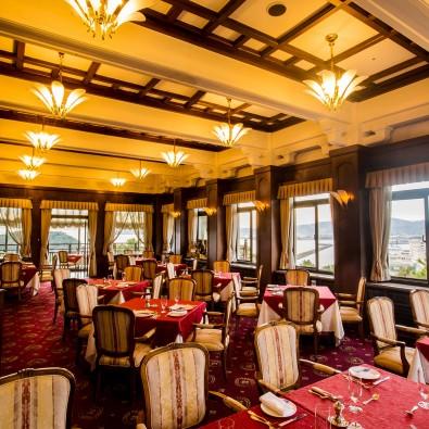 《LOVEあいちキャンペーン》非日常を感じる 伝統ある蒲郡クラシックホテルのコースランチと館内特別見学メインイメージ