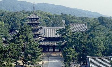 「法隆寺」聖徳太子1400年後遠忌記念特別展と関西の迎賓館「奈良ホテル」メインイメージ