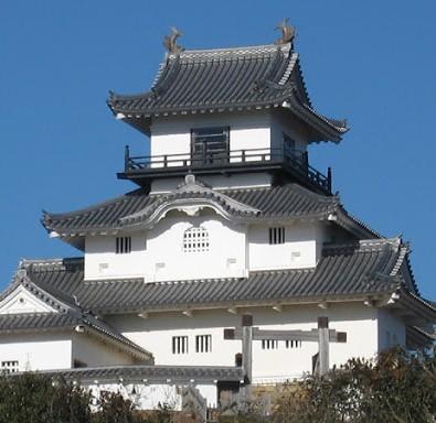 6月お城ツアー「掛川城」と花庭園のある「龍尾神社」メインイメージ