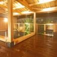 ひのき露天風呂 (1)