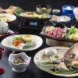 焼岳昼食画像