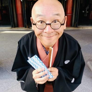 名古屋にたった4人しかいない落語家!!老舗天ぷら割烹「井善」で落語で笑おう!!メインイメージ
