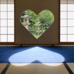 大津の里山「叶匠寿庵・寿長生の郷」の懐石料理と風鈴まつり・ハート♡の窓で有名な「正寿院」メインイメージ