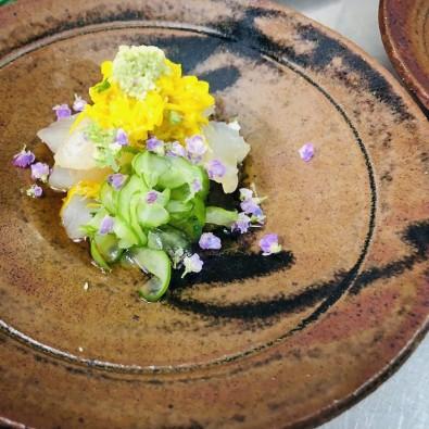 老舗料亭「萩乃屋」で食べる季節を感じる旬の会席料理と風情ある馬籠の街並みをガイド付散策メインイメージ